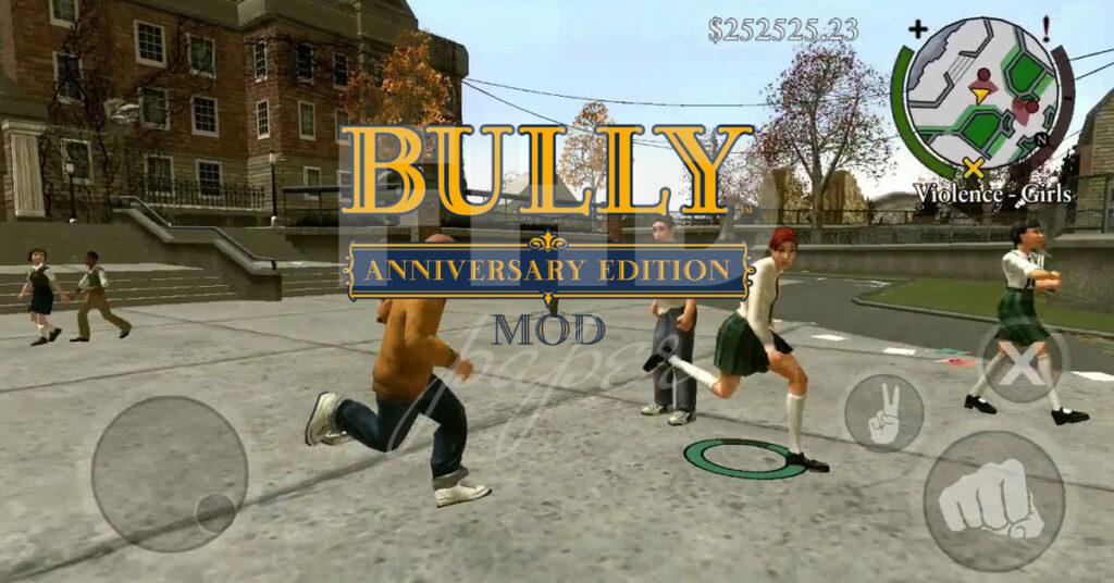 Bully Anniversary Edition Mod Gameplay
