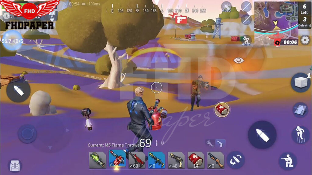 Creative Destruction Mod Apk Gameplay