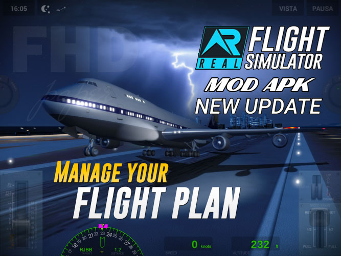 RFS - Real Flight Simulator Mod Apk