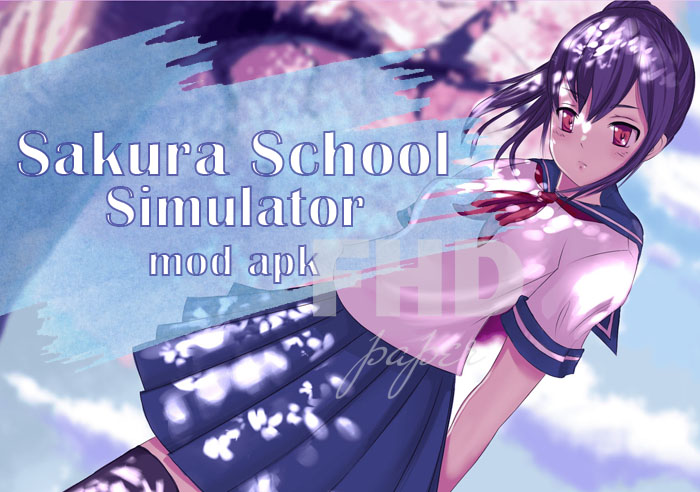 Download Sakura School Simulator Mod APK